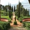 Los jardines de Santa Clotilde, en Lloret de Mar