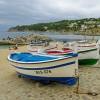 La playa de Port-bo y la Cantada de Habaneras, en Calella de Palafrugell