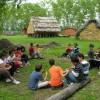 El Parque Neolítico de la Draga